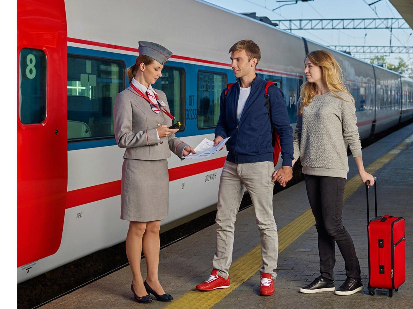 Скидка студентам на проезд в поездах РЖД